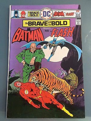 Brave And The Bold #125,  8.5VF+ , Batman and Flash