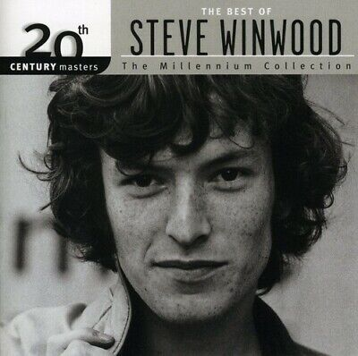 Steve Winwood - 20th Century Masters: Collection [New CD]