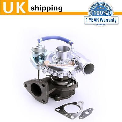 for CT16 Toyota Hiace Hilux 2.5 D4D 102HP 2KD-FTV oil COLD Turbo Turbocharger