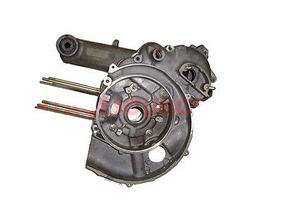 VESPA PX LML STAR CRANK CASE ENGINE CASING MOTOR BLOCK 5 PORT 150 cc