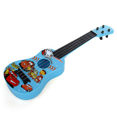 Children Kids Wooden ACOUSTIC GUITAR MUSICAL INSTRUMENT CHILD TOY XMAS GIFT