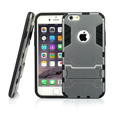 Matte Shockproof Rugged Hybrid Rubber Hard Cover Case for iPhone 6S /7 Plus