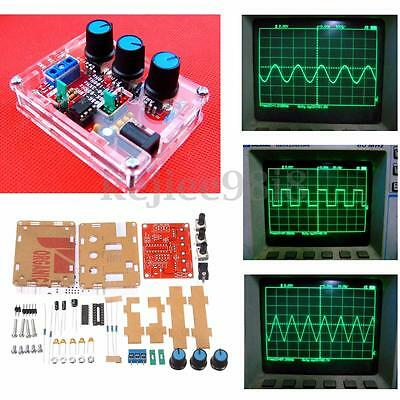 2Pcs XR2206 DDS Function Signal Generator Sine Triangle Square Wave 1HZ-1MHZ