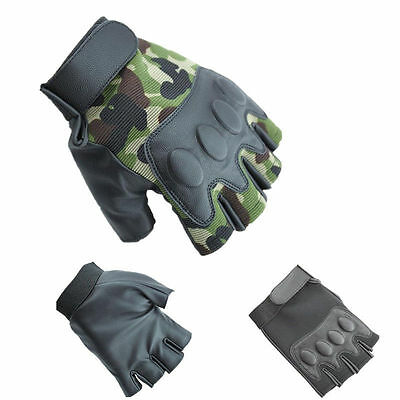 Half Finger Camping hiking Bicycle  Outdoor Hot Sport Gloves Cycling Gloves