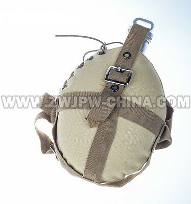 Ww2 China Kmt Army Imitation Germany Canteen Kettle Water Bottle Replica
