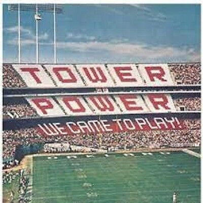 Tower of Power We came to play UK CBS Vinyl LP
