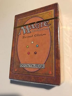 Unopened Revised Edition Started Deck - Magic The Gathering - Extremely Rare!