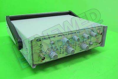 Global Specialties Instruments 10 Mhz Pulse Generator 4010