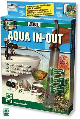 JBL Aqua In-Out Water exchange set- Change of water without Drag bucket
