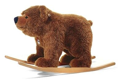 Steiff Urs Riding Bear EAN 048920