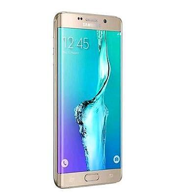 "Samsung Galaxy S6 Edge Plus G928 64GB ORO GRADO ""C""  ACCESSORI e GARANZIA"