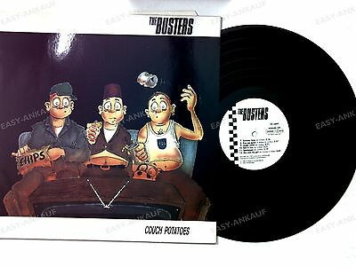 The Busters - Couch Potatoes GER LP 1989 //1
