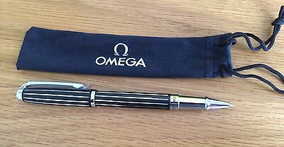 Omega Watch Executive Pen *Brand New in Drawstring bag