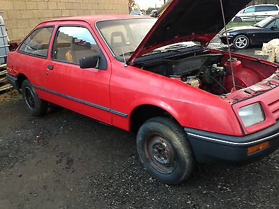 3 Door 3Dr Ford Sierra Rs500 Cosworth Shell Or Replica Rally Car Etc.