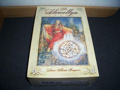 The Llewellyn Tarot Cards & 288 Page Book Anna-Marie Ferguson - NEW / SEALED