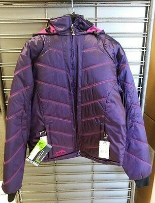 5220-556 Purple Catgirl Glam Yth Size 16 Jacket Non-Current