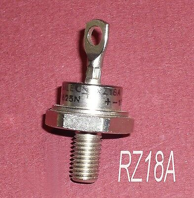 1 diode zener de puissance RZ18A 18 V 20W Silec Tsf Radio Micro Audio Audiophile