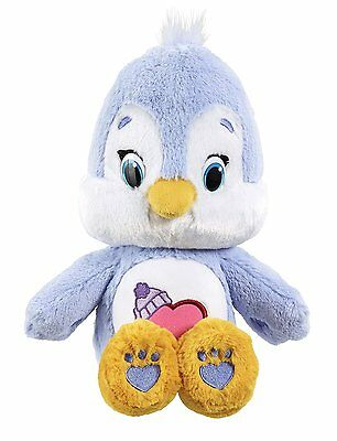 Care Bears Cousins Cosy Heart Penguin Medium Plush Brand New In Box