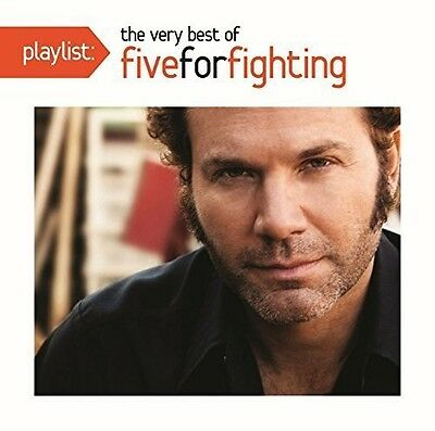 Five for Fighting - Playlist: The Very Best of Five for Fighting [New CD]