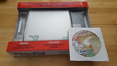 Flip-pal Mobile Scanner 100C + Create and Manage Software