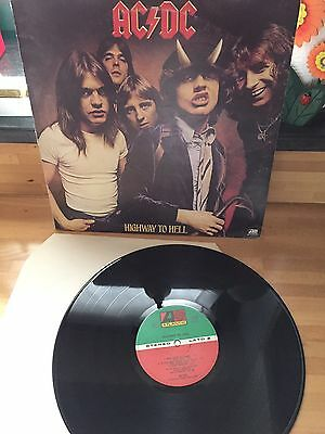 Lp Vinile Ac/dc Highway To Hell Ref. W50628