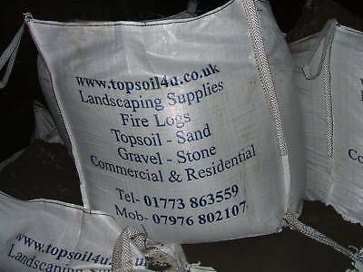 Compost 100% Organic in Bulk Bag 720 Liters    Chippings/ Mulch