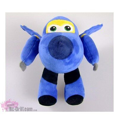 Super Wings Jerome, Peluche 18cm. Soft Plush Toy