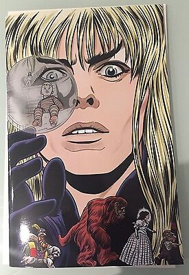 Jim Henson Labyrinth 30th Anniversary #1 Allred 1:10 David Bowie Variant Cover