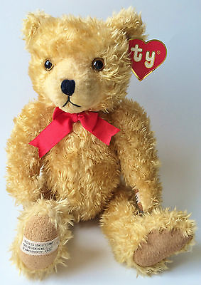 Ty Classic Plush 1992 Annual Collectable Bear Style #5500 Limited Edition 16""