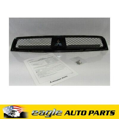 Mitsubishi Cj Lancer Es Sedan Sports Radiator Grille Black 2011 - 2015