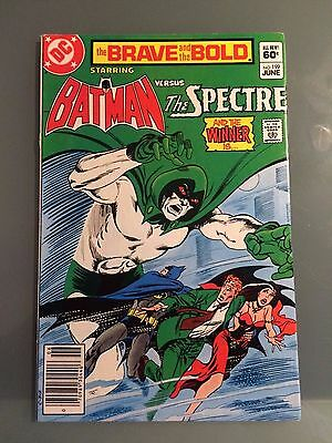 Brave and the Bold  #199, 8.0 VF  Batman and Spectre