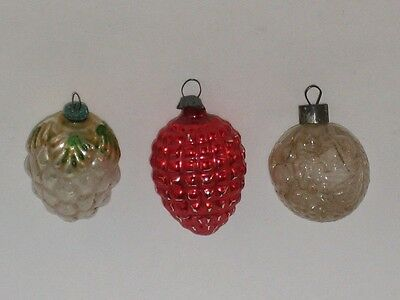 German Feather Tree Figural Christmas Ornament Antique Decoration 1930's