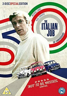 The Italian Job - 40th Anniversary Edition [DVD] [1969] - DVD  8GVG The Cheap
