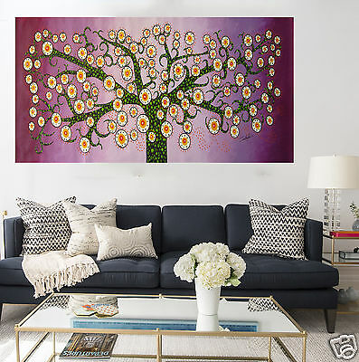 Tree Of Life Art Painting Australia Jane Crawford Contemporary Design