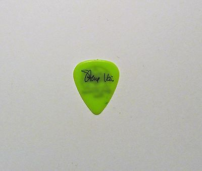 "**AUTHENTIC** STEVE VAI ""Light Without Heat"" Guitar Pick"