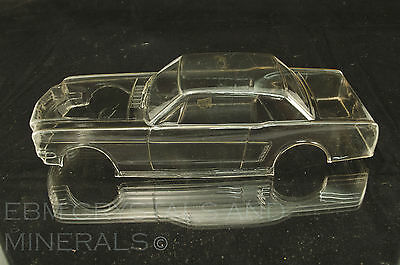 Mustang Coupe 1/24 Vintage New Slot Car Body Mfg By Du-Bro