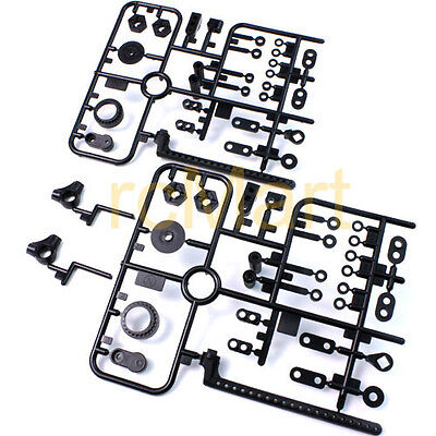 Tamiya C Parts For TA02 TA02SW EP 4WD 1:10 RC Cars Touring On Road #10005377