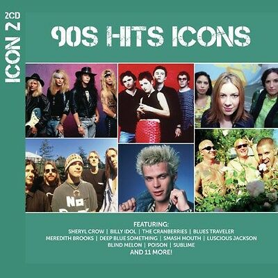 Various Artists - Icon: 90's Hits / Various [New CD]