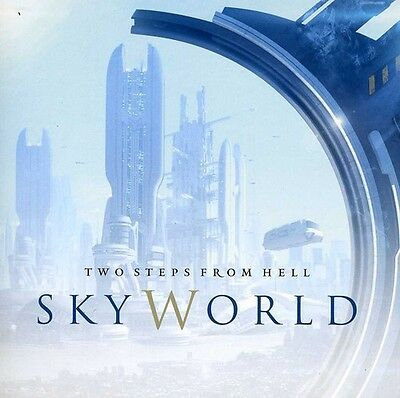 Two Steps from Hell - Skyworld [New CD]