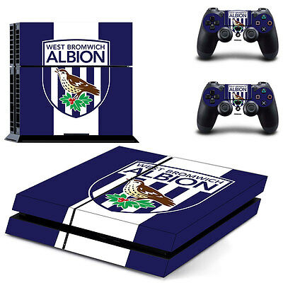 West Brom Skin for Playstation 4