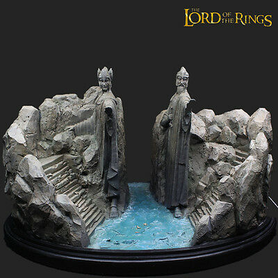 New Arrival ARGONATH Lord of the Rings LotR Hobbit With Natural Scene Recast.