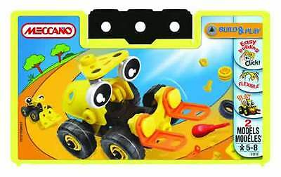 Meccano Build & Play Forklift Truck