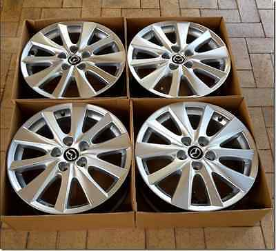 Mazda CX5 Factory Mags / Rims - AS NEW!! (Set of 4)
