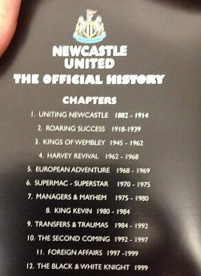 Newcastle United The Official History Dvd, 1882 To 1999