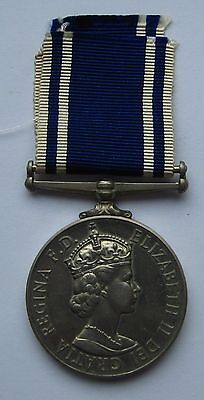 Police Exemplary Service Medal To William H.knights