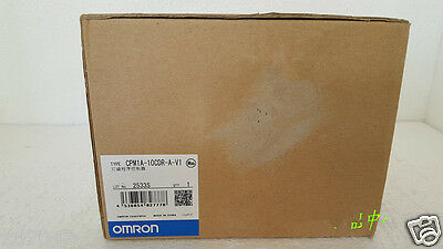 1pc Omron PLC CPM1A-10CDR-A-V1 NEW IN BOX