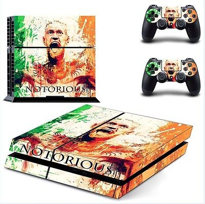 Conor McGregor Skin for PS4