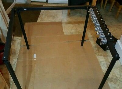 Pearl Drum Rack Dr-80 With 10 Clamps