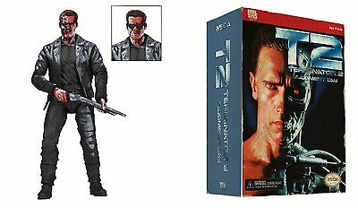 """Neca Terminator 2 - T800 Classic Video Game Appearance 7"""" In Stock !!"""