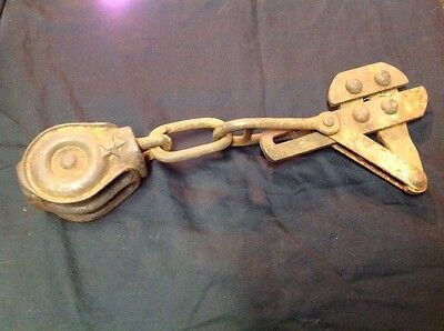 Star 3 Fence Wire Puller